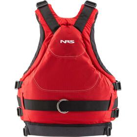 NRS Zen rød/sort
